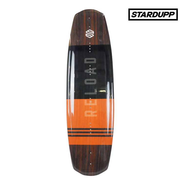 Stardupp Stardupp Reload wakeboard set red 139cm
