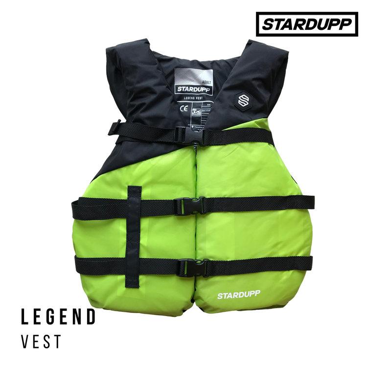 Stardupp Stardupp Legend Vest Adult Green