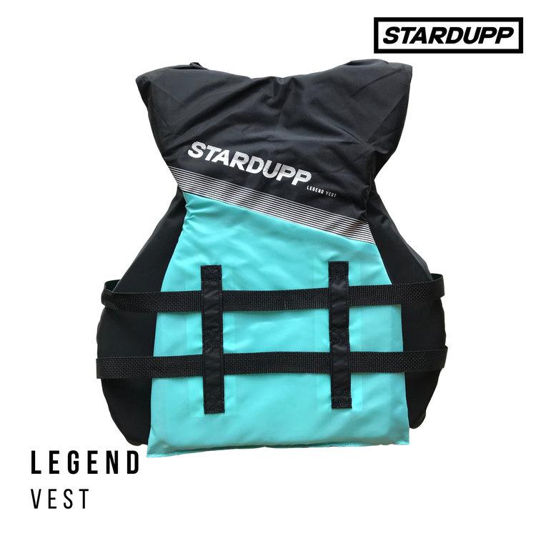 Stardupp Stardupp Legend Vest Adult Aqua