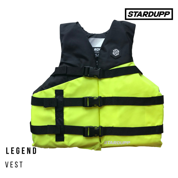 Stardupp Stardupp Legend Vest Youth Neon