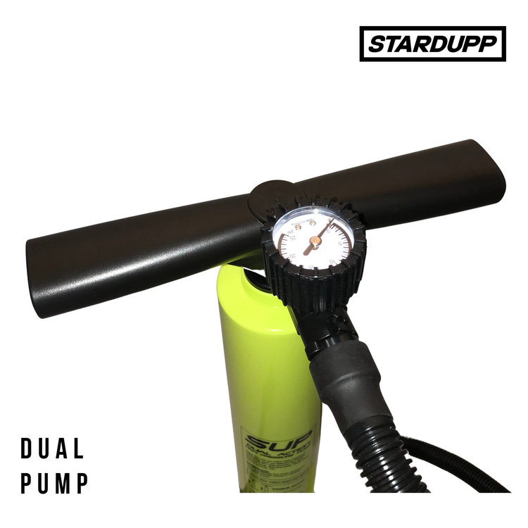Stardupp Stardupp Double Action Hand Pump