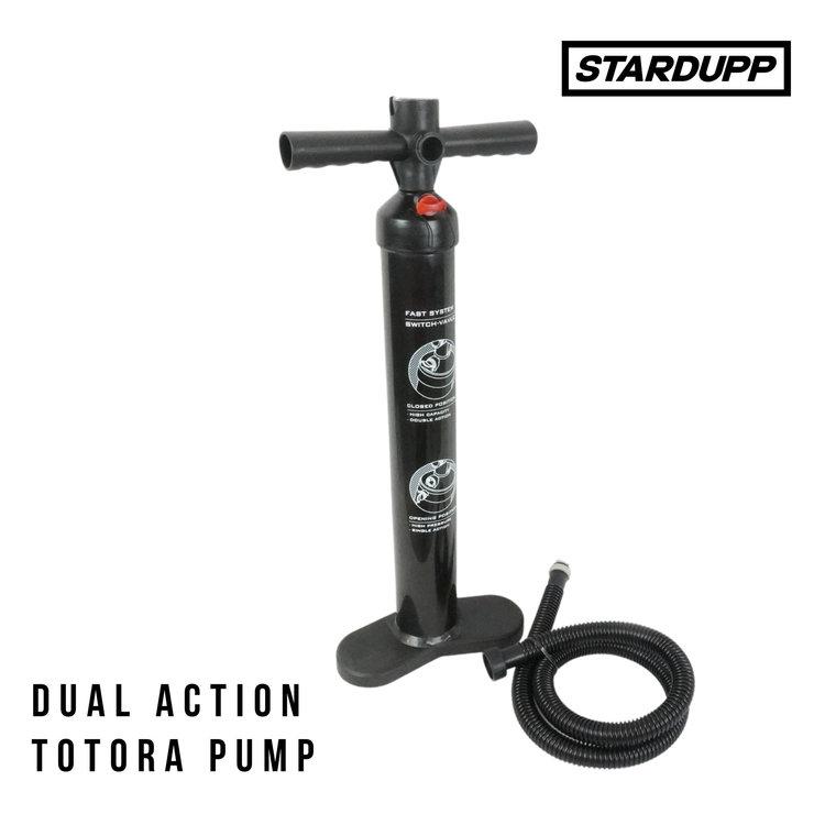 Stardupp Stardupp Totora Dual Action Sup Pump