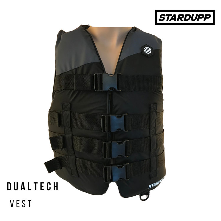 Stardupp Stardupp Dualtech Vest Black