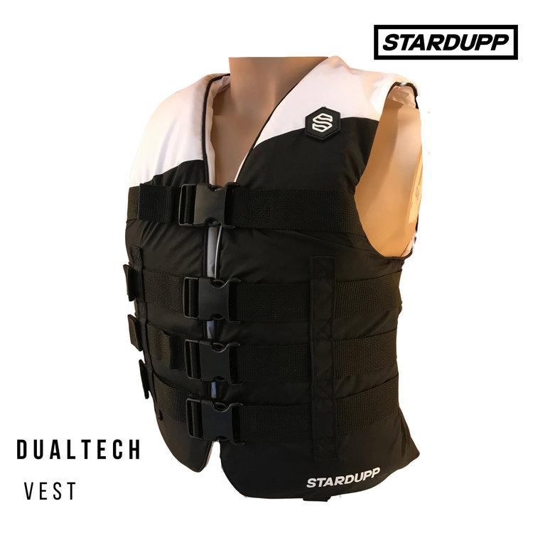 Stardupp Stardupp Dualtech Vest White