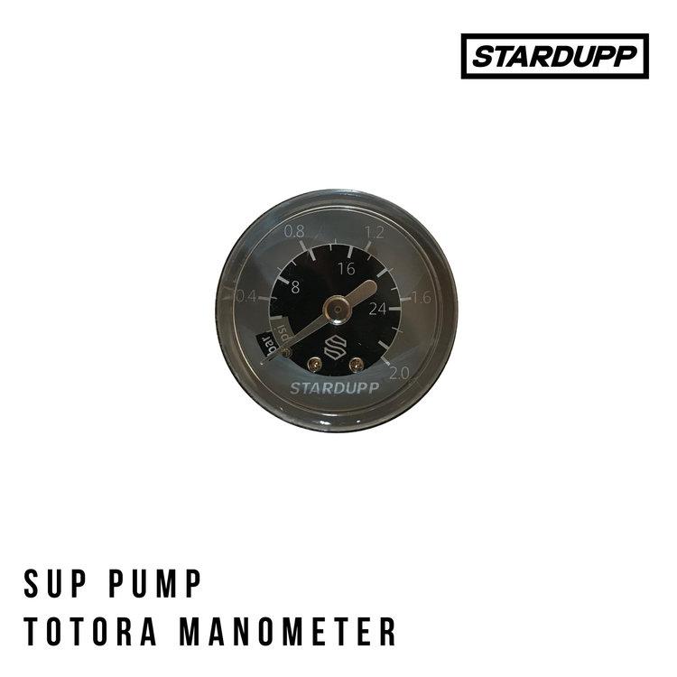 Stardupp Stardupp Manometer Totora pomp