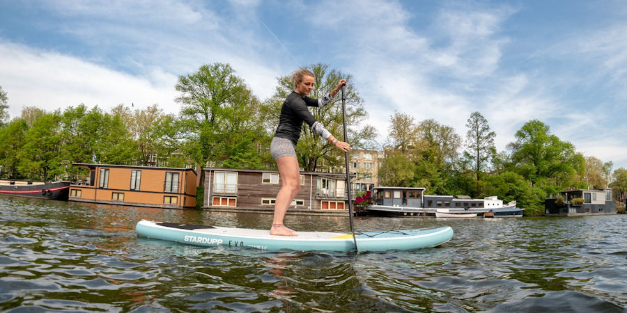 SUP Boards Allround - meest populaire paddle board om te sup pen