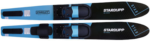 stardupp kinder waterski kopen ook met slalom binding