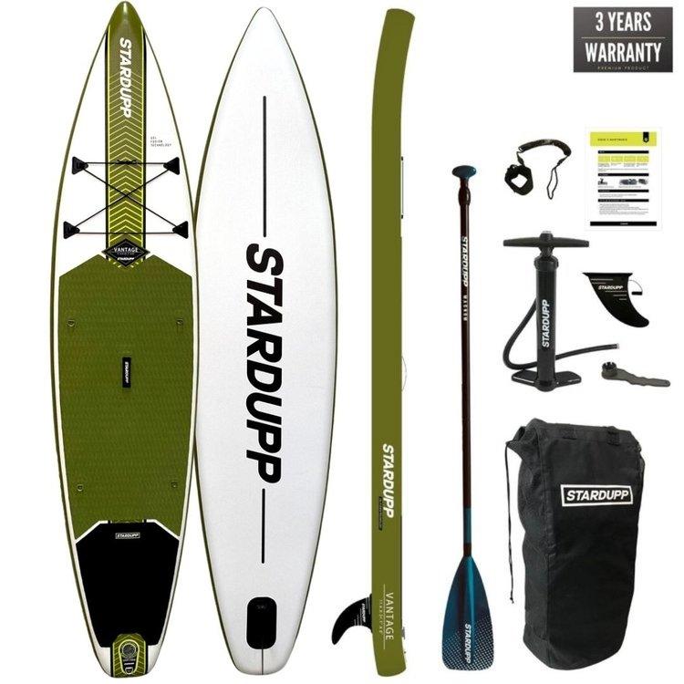 Stardupp Stardupp Vantage SUP 11'4 Set - Touring SUP Board