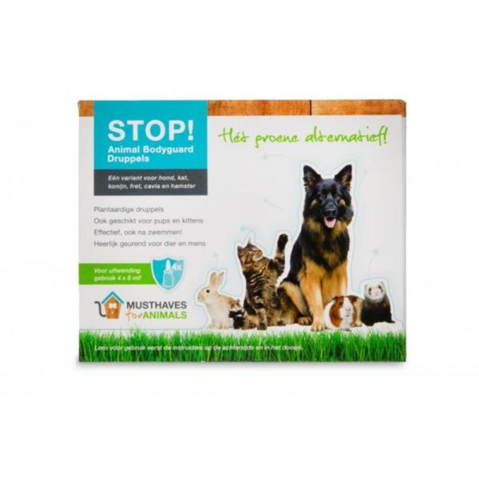STOP! Animal Bodyguard Druppels