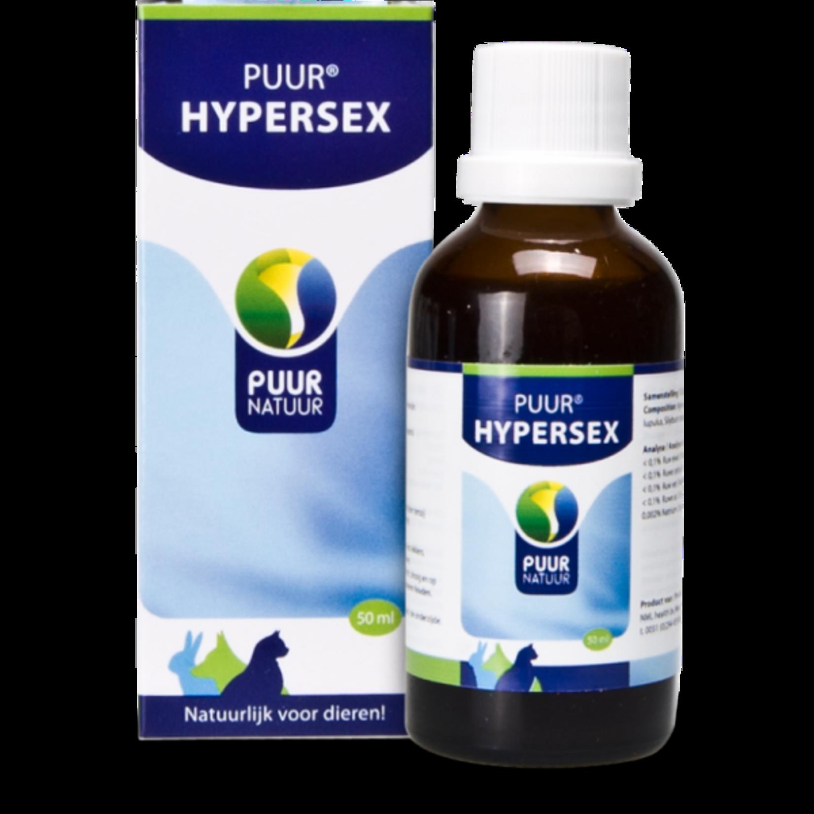 PUUR PUUR Hypersex / Geslachtsdrift