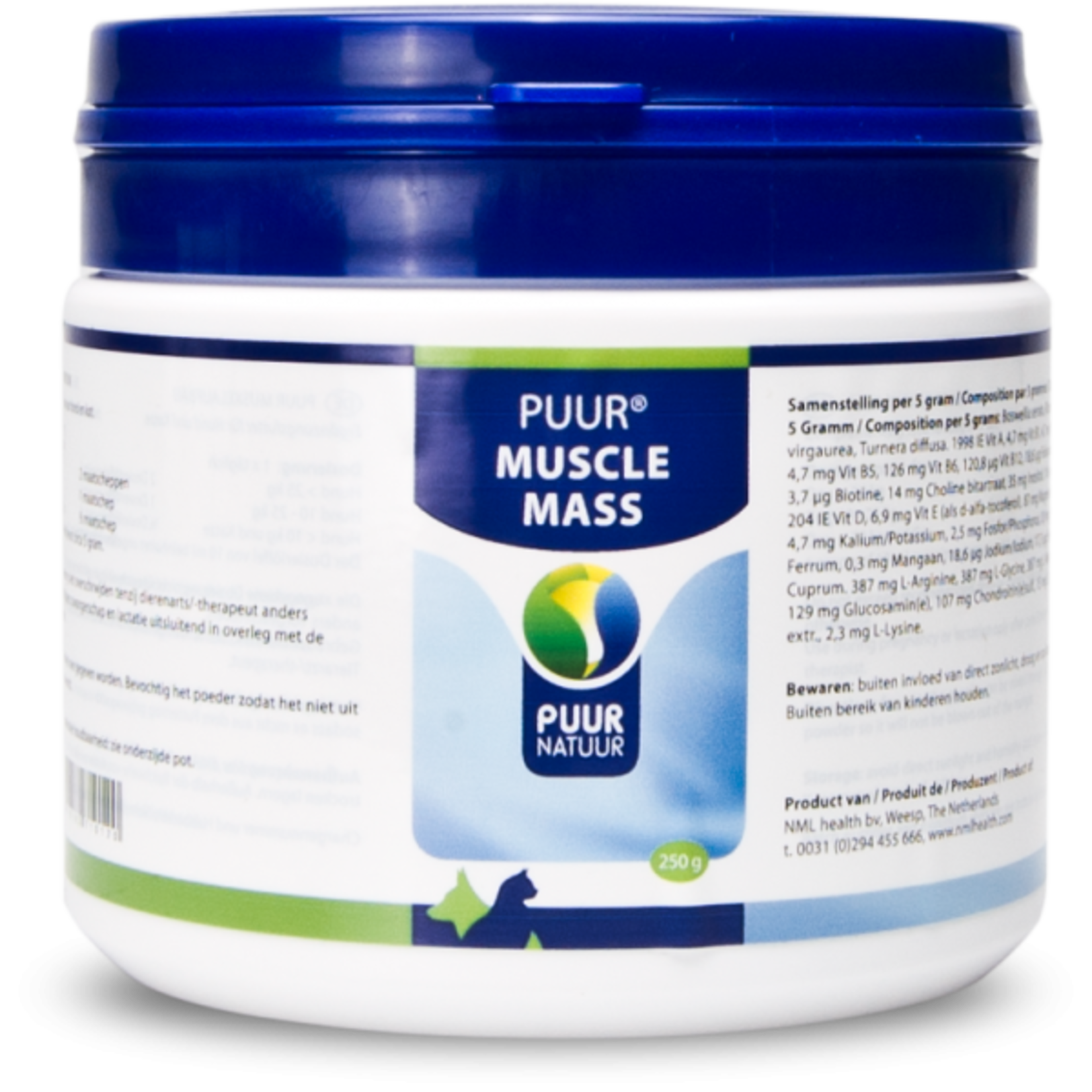 PUUR Puur Muscle Mass