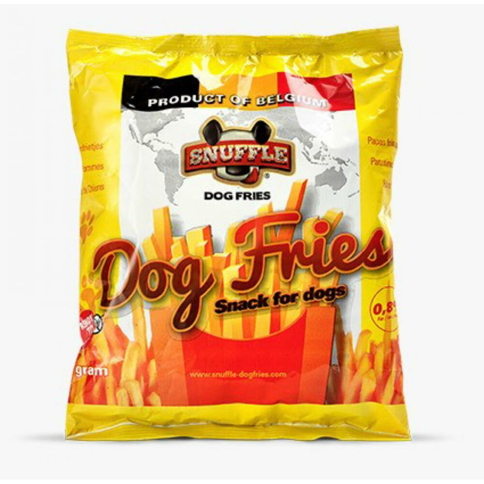 Snuffle Snuffle Fries