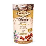 Carnilove Soft Cat Snack Chicken Thyme
