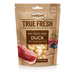 Carnilove Raw freeze-dried Duck with red fruits
