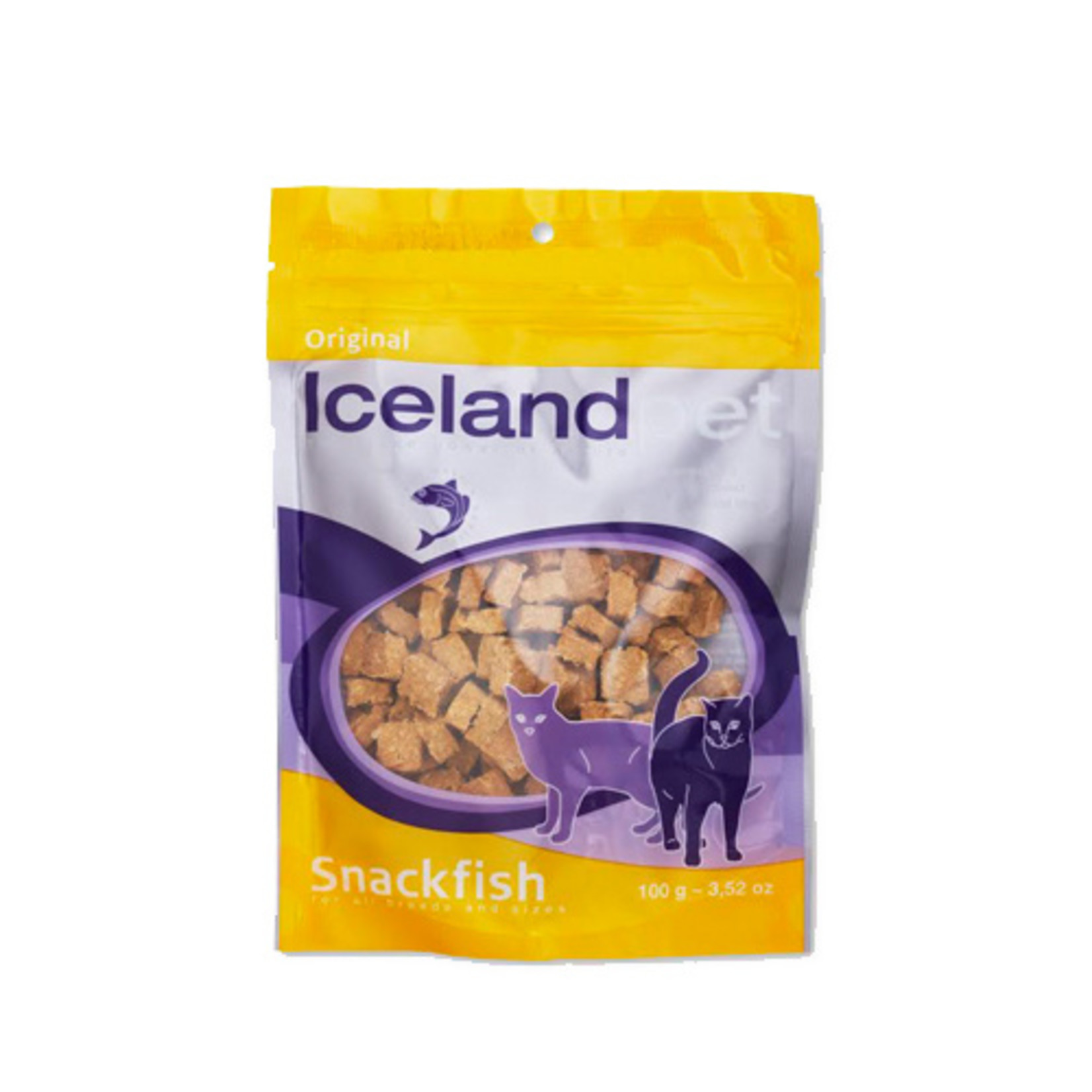 Cat Originial Snackfish 100 g