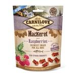 Carnilove Crunchy Snack Mackerel & Raspberries