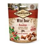 Carnilove Crunchy Snack Wild Boar & Rosehips