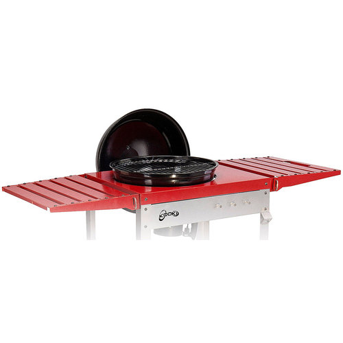 Kooki Deluxe barbecue met zijtafels