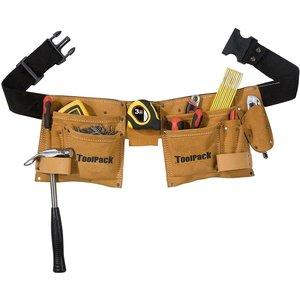 Toolpack ToolPack Gereedschapgordel met 2 houders