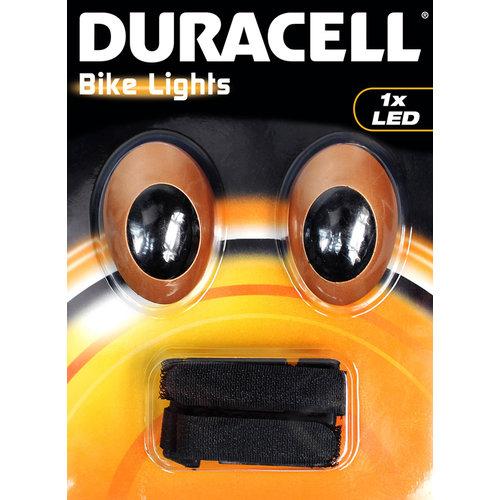 Duracell LED fietslampenset