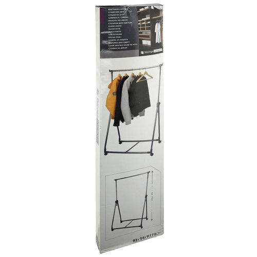 Storage Solutions Verrijdbaar kledingrek  93x54x170cm