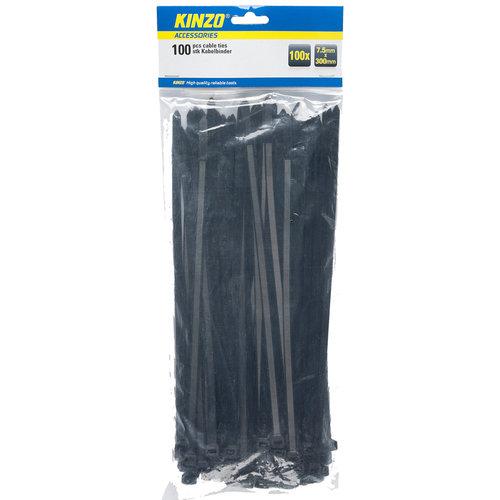Kinzo Kabelbinders 100 stuks