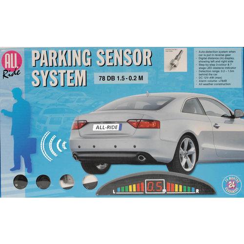 All Ride Parkeersensor-systeem 12V