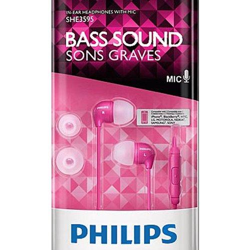 Philips SHE3595 In-ear oordopjes