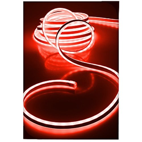 LED Neonlight 5 meter rood
