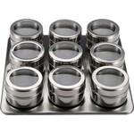 Bergner Masterpro RVS magnetisch kruidenrek