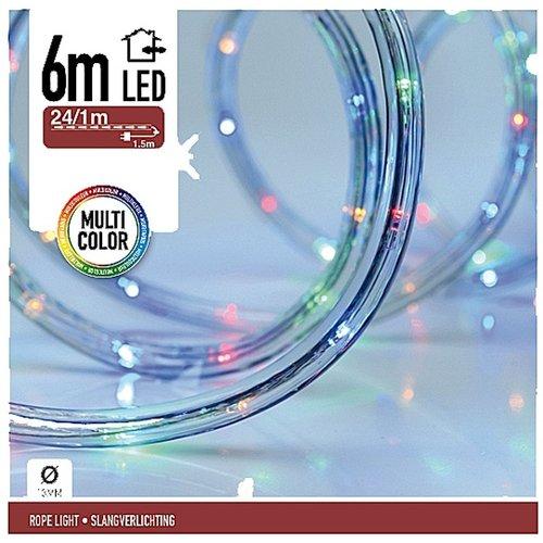 DecorativeLighting LED Lichtslang 6 meter multicolor