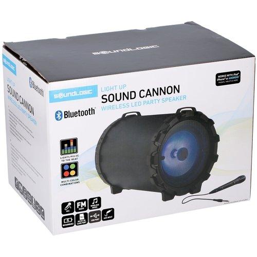 Soundlogic Bluetooth Speaker Sound Cannon