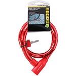 Dunlop Kabelslot rood 800x18mm