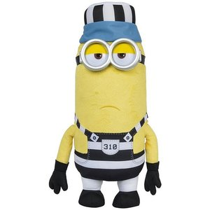 Despicable Me3 Pluche Knuffel Minions Jail Tim 41cm