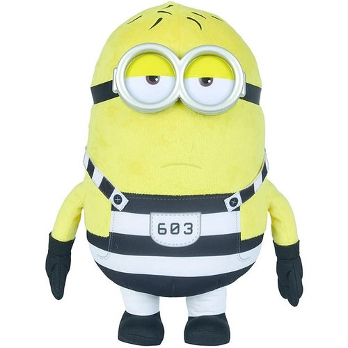 Despicable Me3 Pluche Knuffel Minions Jail Tom 37cm