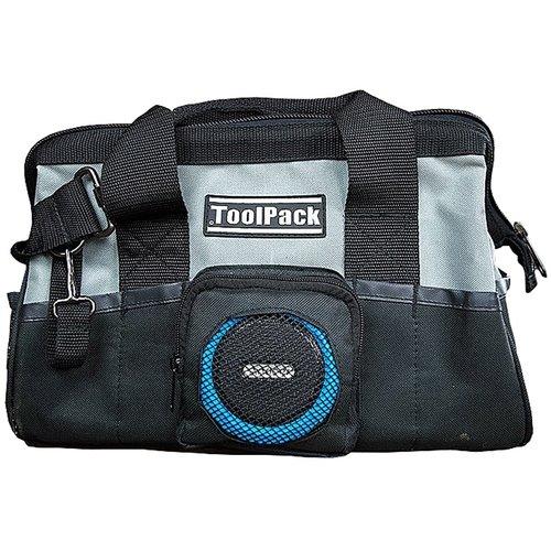 ToolPack Gereedschapstas met Bluetooth speaker
