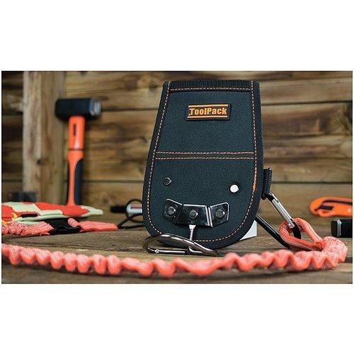 ToolPack Hamerhouder met elastische veiligheidslijn