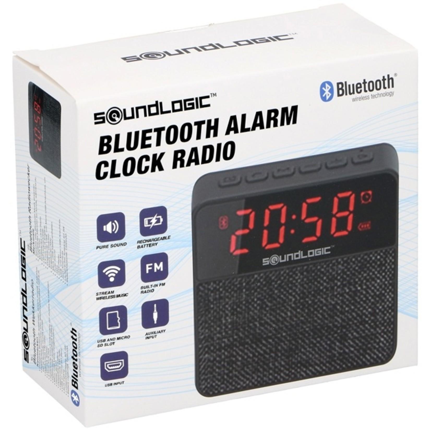 Soundlogic Bluetooth Wekkerradio