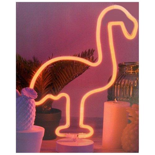 DecorativeLighting Decoratielamp flamingo - 42cm