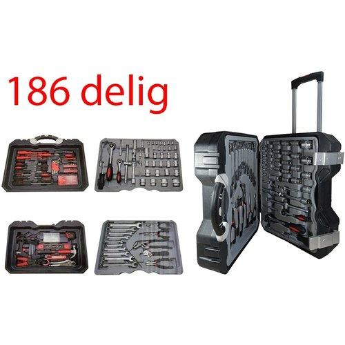 ToolPack Gereedschapstrolley 186-delig