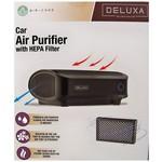 Déluxa Auto luchtreiniger met HEPA-filter