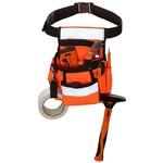 ToolPack Hi-Vis Traditionele gereedschapsgordel met 1 holster