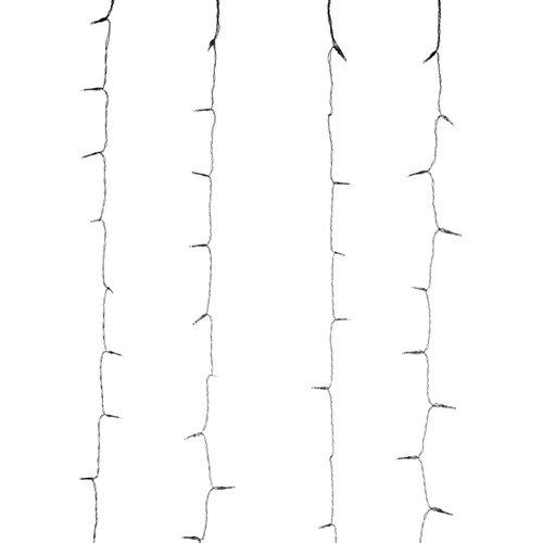 DecorativeLighting Gordijnverlichting - 480LED - 225x300cm - wit