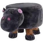 Ceruzo Kinderkruk - 25 cm hoog - nijlpaard