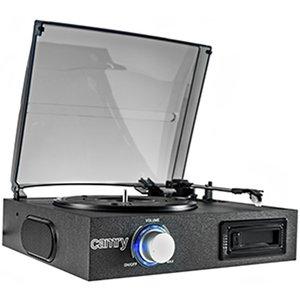 Camry CR1154 - Platenspeler met cassettespeler