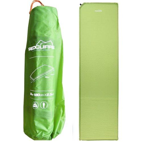 Redcliffs Matras Zelfopblaasbaar - groen
