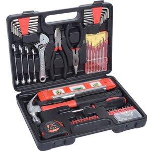 FX Tools Gereedschapskoffer - 143-delig