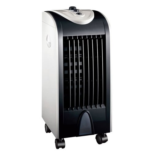 Coolserie Mobiele Aircooler - Black Ice - 3in1