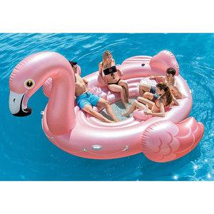 Intex Party Eiland - Mega Flamingo