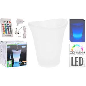 ProGarden LED Wijnkoeler - multicolour - afstandsbediening